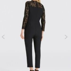 Draper James Dresses - 🆕Draper James Black Lace Jumpsuit